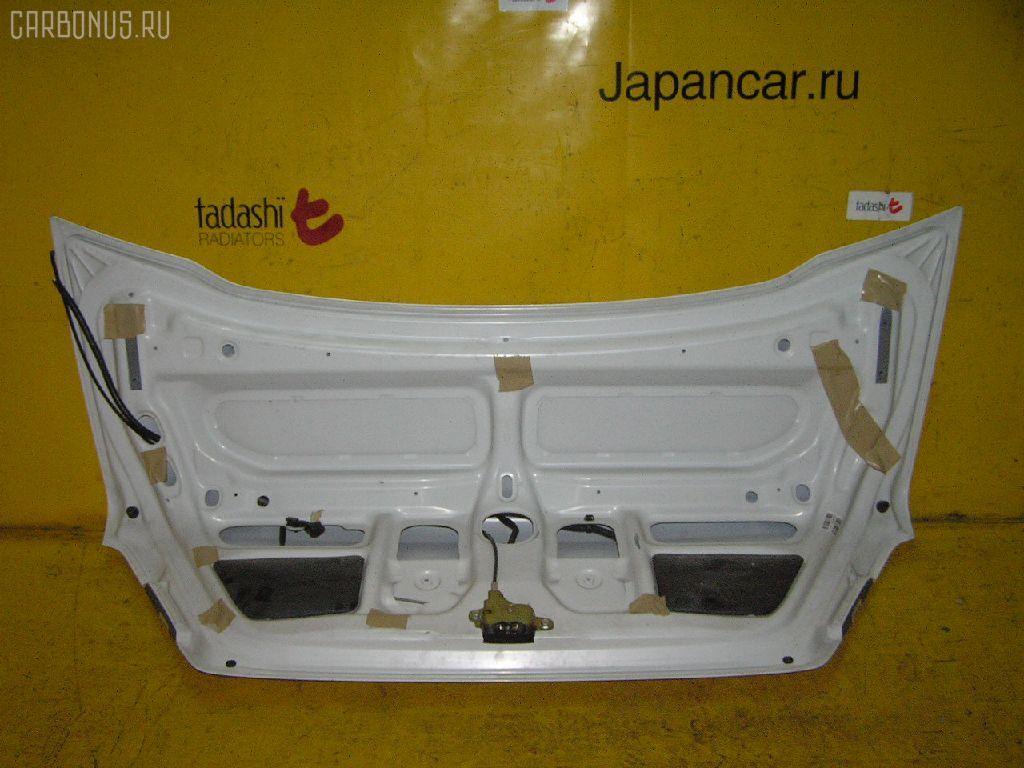 Крышка багажника TOYOTA SPRINTER AE110. Фото 2
