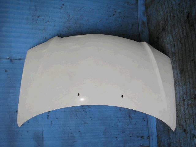Капот MAZDA MPV LW5W. Фото 4