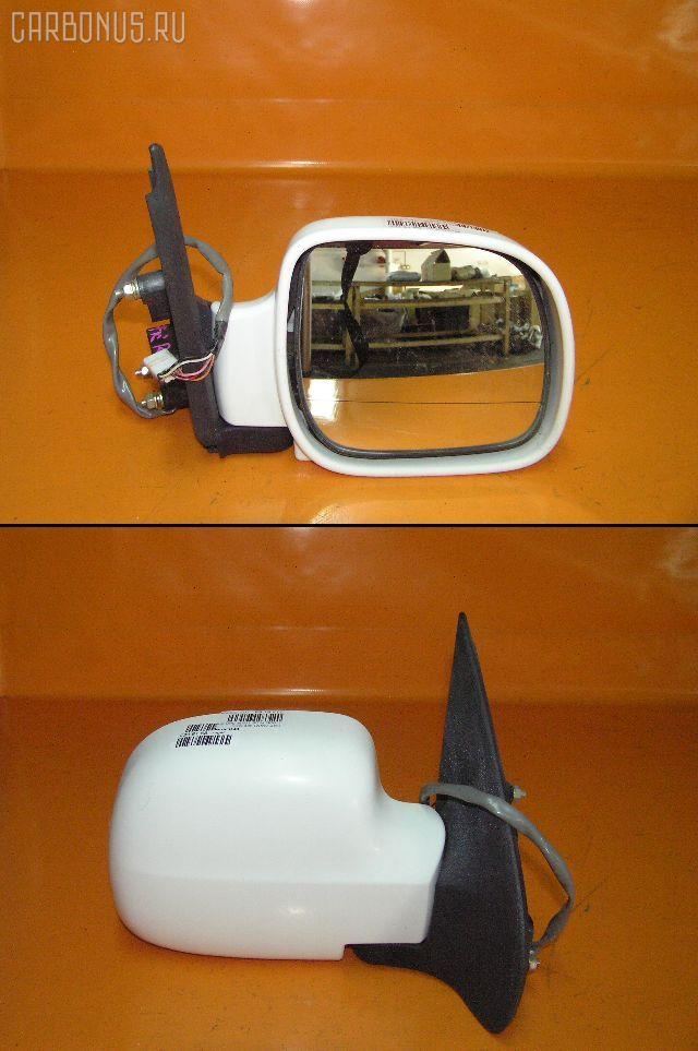 Зеркало двери боковой TOYOTA CAMI J100E. Фото 1