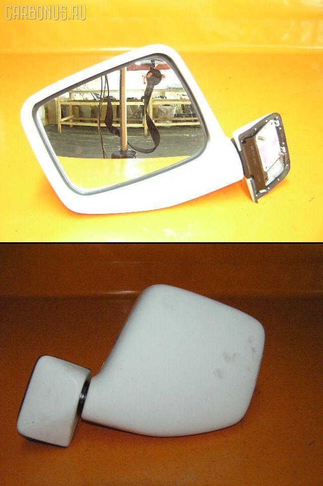 Зеркало двери боковой SUZUKI WAGON R PLUS MA63S. Фото 1
