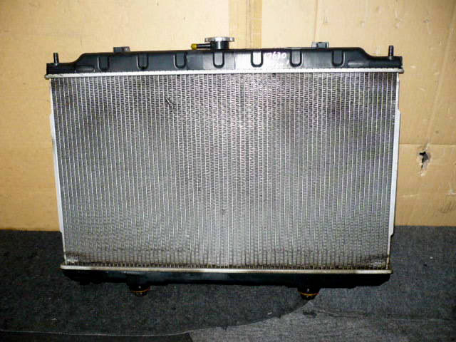 Радиатор ДВС NISSAN TINO V10 QG18DE. Фото 3