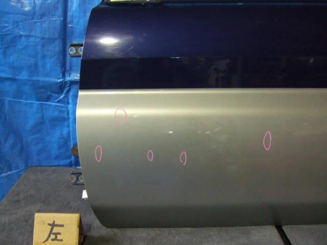Дверь боковая MITSUBISHI PAJERO IO H76W. Фото 2