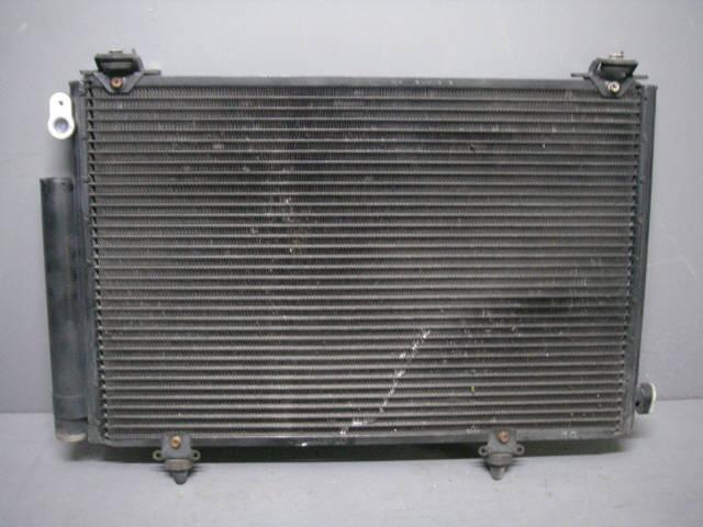 Радиатор кондиционера TOYOTA FUNCARGO NCP20 2NZ-FE. Фото 5