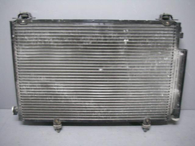 Радиатор кондиционера TOYOTA FUNCARGO NCP20 2NZ-FE. Фото 4