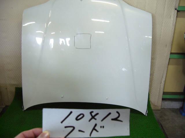 Капот TOYOTA CRESTA JZX100. Фото 4