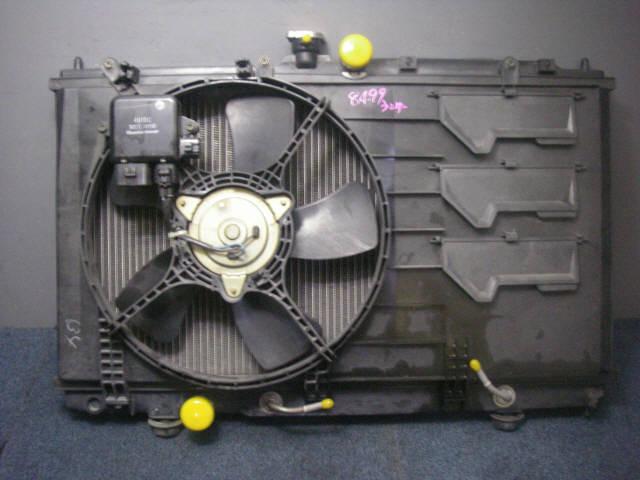 Радиатор ДВС MITSUBISHI LANCER CEDIA CS2A 4G15. Фото 2