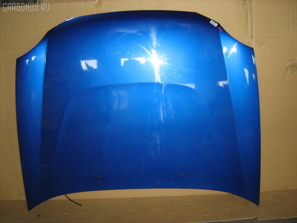 Капот SUBARU IMPREZA WAGON GG2. Фото 1