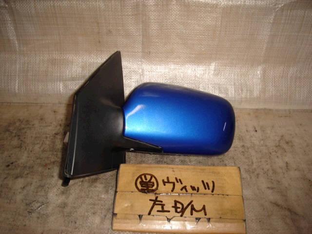 Зеркало двери боковой TOYOTA VITZ NCP10. Фото 5