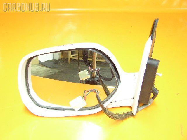 Зеркало двери боковой TOYOTA IPSUM SXM10G. Фото 1