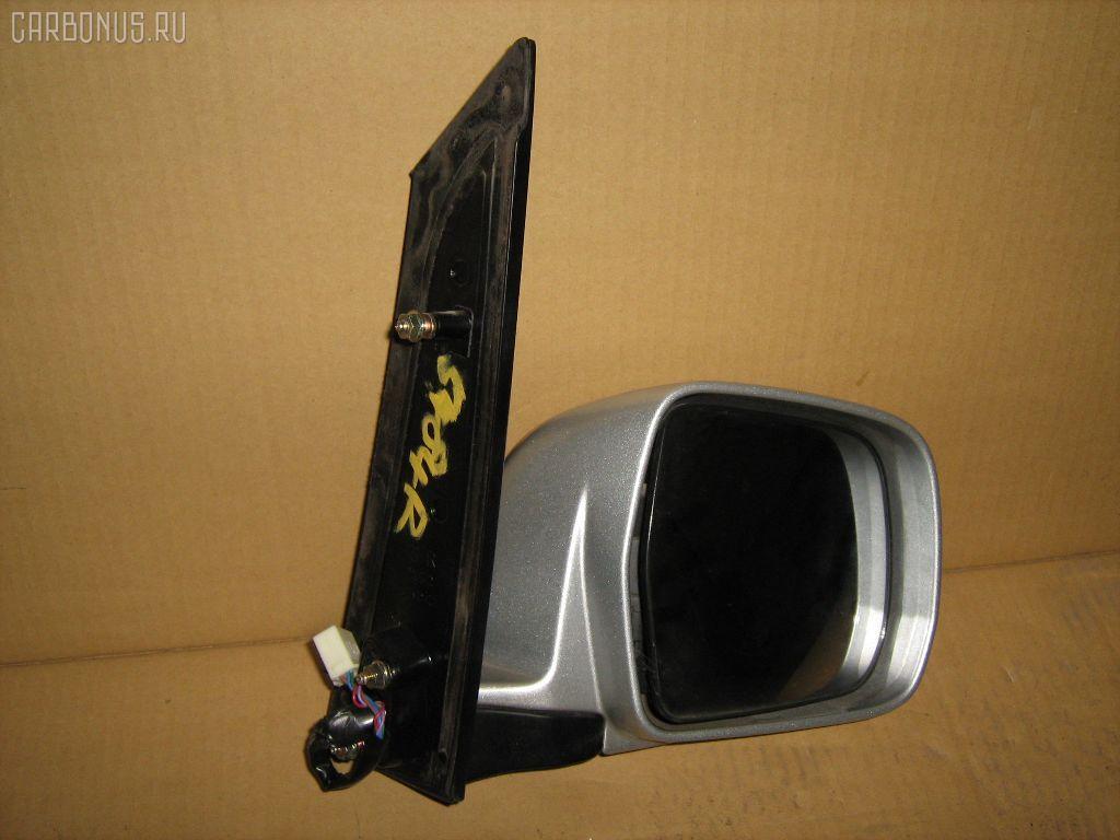 Зеркало двери боковой TOYOTA NOAH AZR60. Фото 1