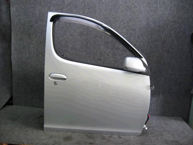 Дверь боковая TOYOTA FUNCARGO NCP20. Фото 9