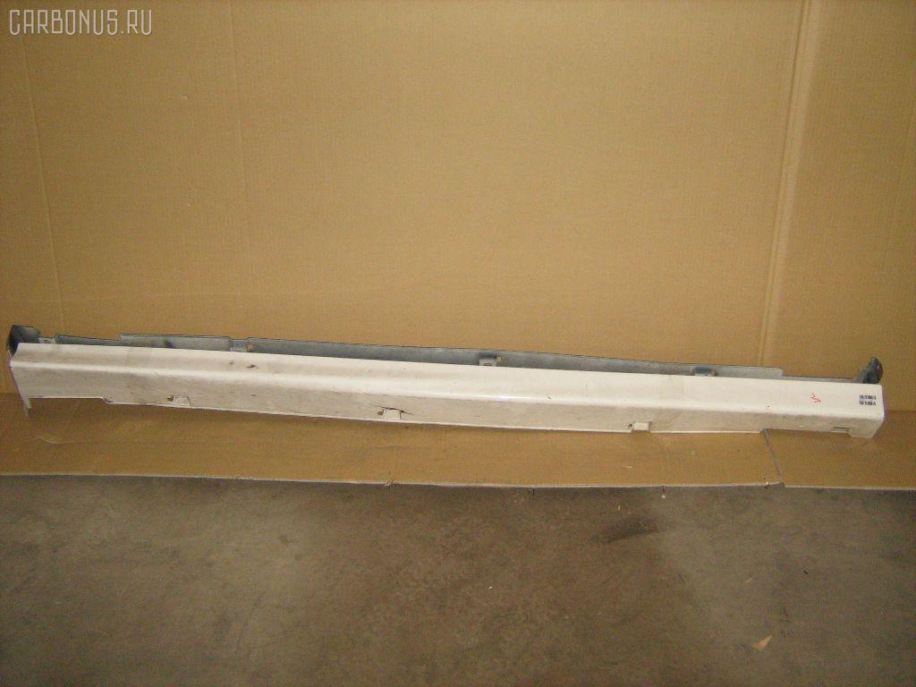 Порог кузова пластиковый ( обвес ) HONDA INTEGRA DC5. Фото 2