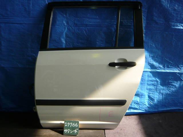 Дверь боковая TOYOTA SUCCEED NCP58G. Фото 3