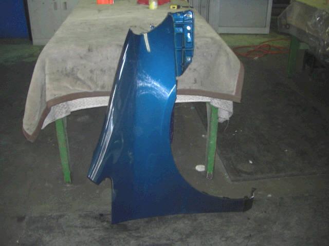 Крыло переднее TOYOTA NADIA SXN10. Фото 1