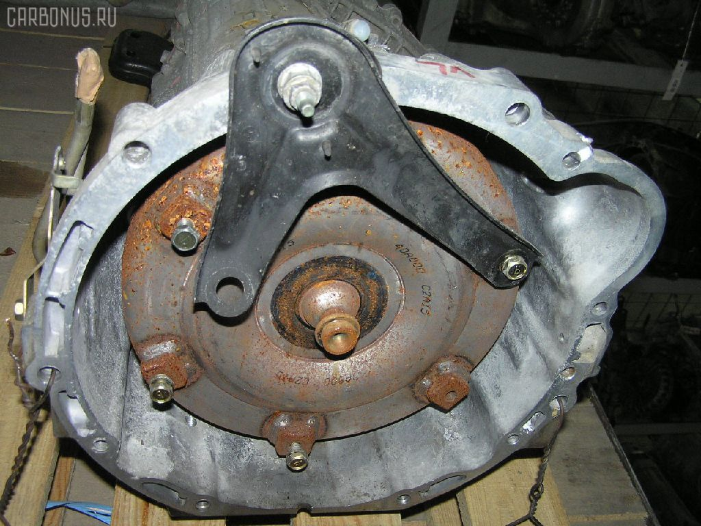 КПП автоматическая TOYOTA MARK II GX115 1G-FE. Фото 2