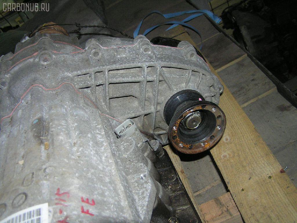 КПП автоматическая TOYOTA MARK II GX115 1G-FE. Фото 3