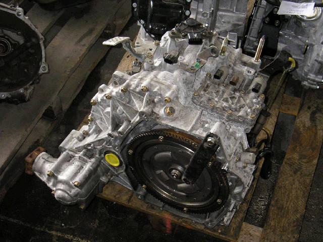 КПП автоматическая HONDA FIT GD2 L13A. Фото 6