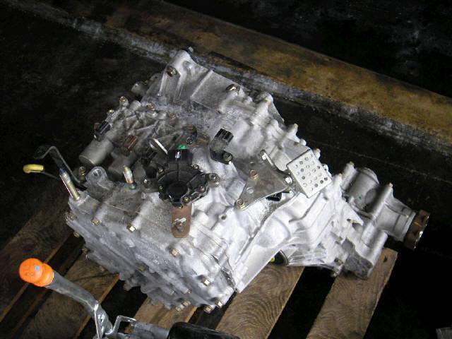 КПП автоматическая HONDA FIT GD2 L13A. Фото 5