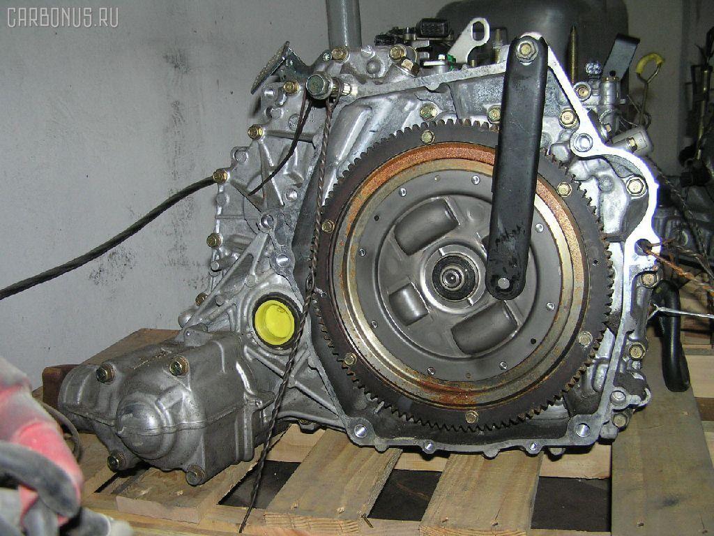 КПП автоматическая HONDA FIT GD2 L13A. Фото 2