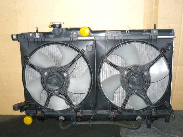 Радиатор ДВС SUBARU LEGACY WAGON BH9 EJ25. Фото 6