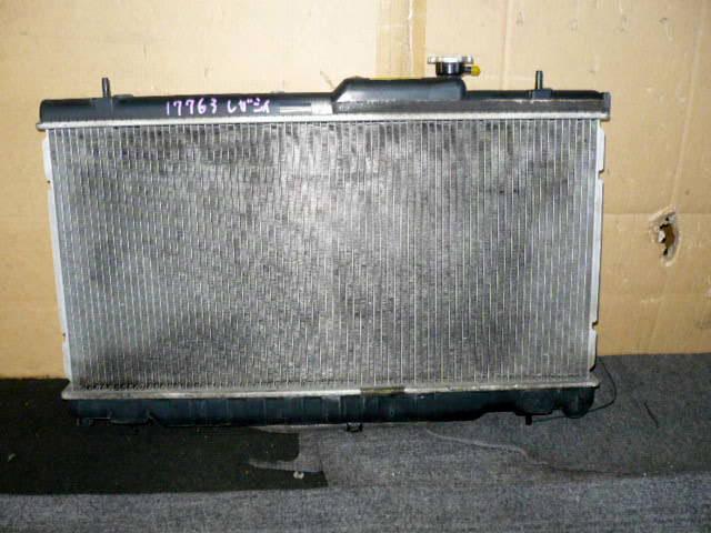 Радиатор ДВС SUBARU LEGACY WAGON BH9 EJ25. Фото 5