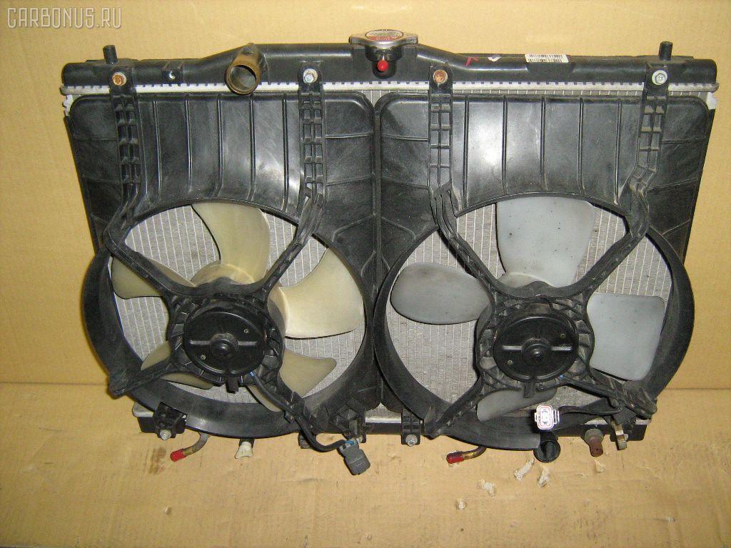 Радиатор ДВС HONDA LEGEND KA9 C35A. Фото 5