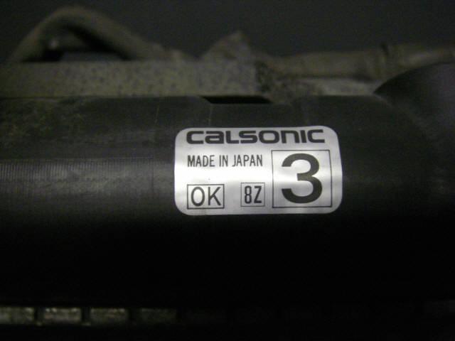 Радиатор ДВС NISSAN RNESSA N30 SR20DE. Фото 11