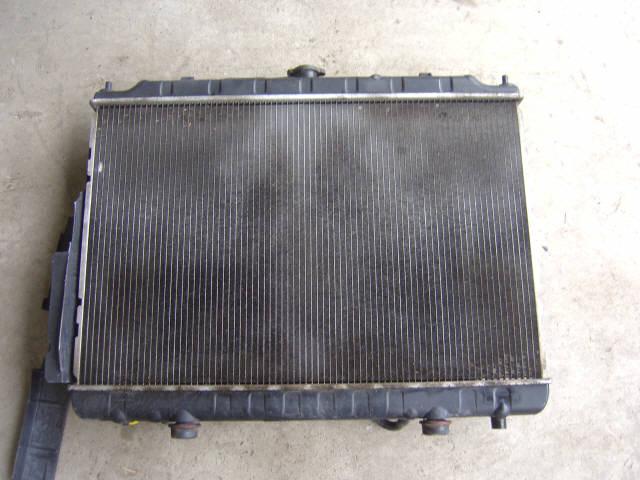 Радиатор ДВС NISSAN PRESAGE HU30 VQ30DE. Фото 2