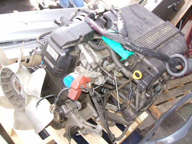 Двигатель TOYOTA GX100 1G-FE. Фото 8