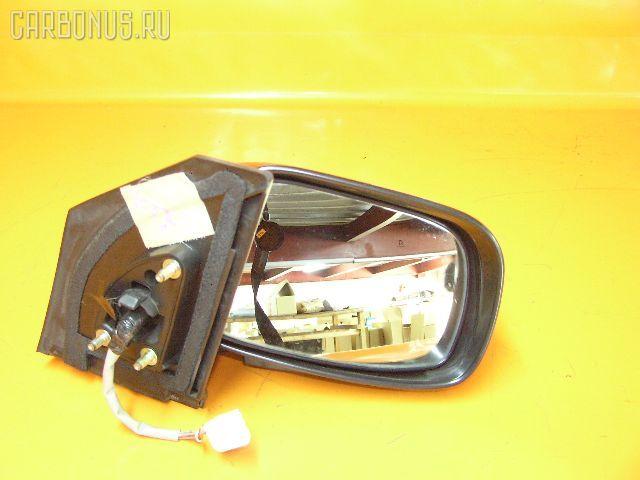 Зеркало двери боковой TOYOTA PREMIO NZT240. Фото 1