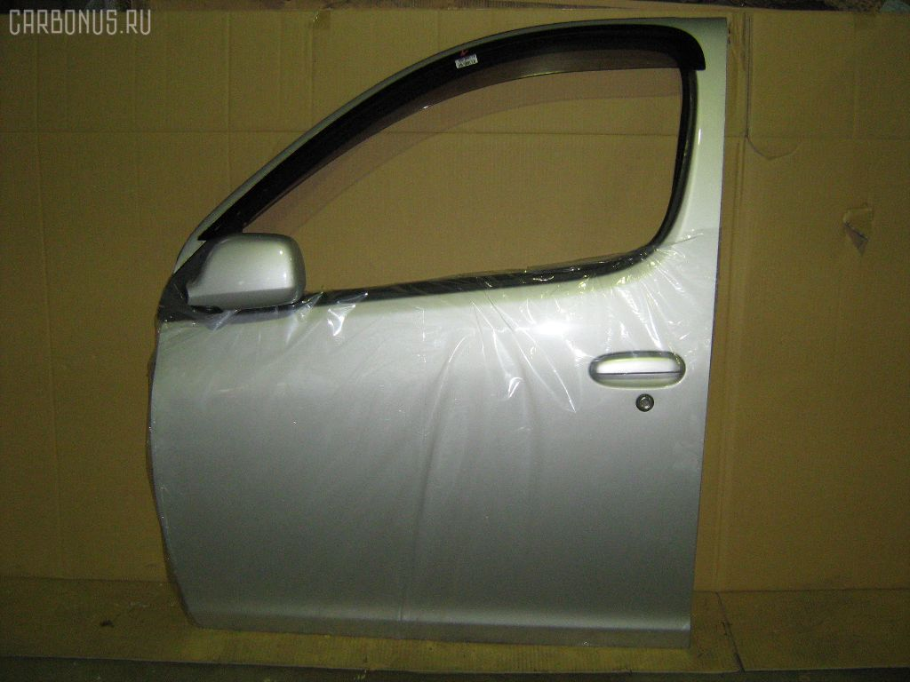 Дверь боковая TOYOTA FUNCARGO NCP20. Фото 6
