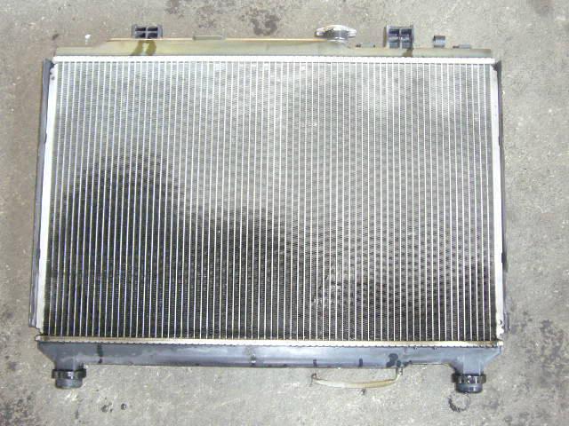 Радиатор ДВС TOYOTA TOWN ACE NOAH SR40G 3SFE. Фото 3