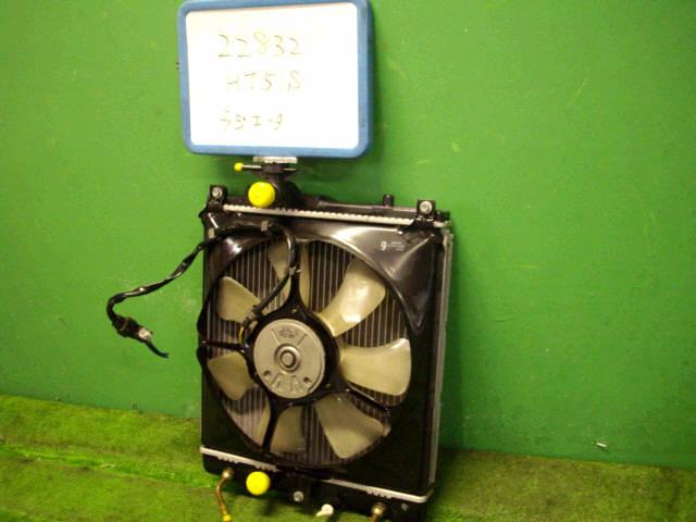 Радиатор ДВС SUZUKI SWIFT HT51S M13A. Фото 10
