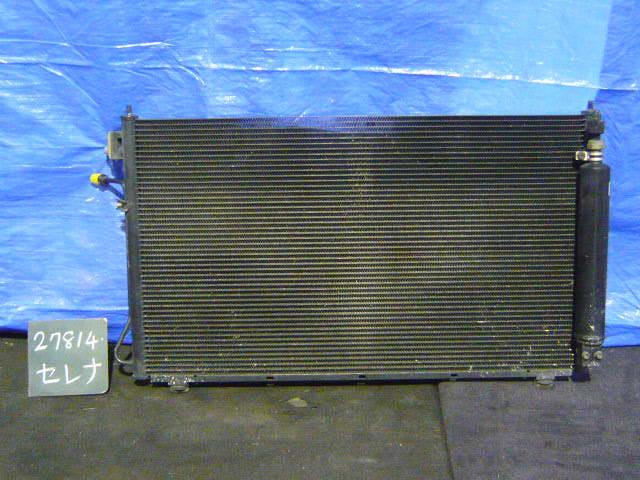 Радиатор кондиционера NISSAN SERENA PNC24 SR20DE. Фото 5