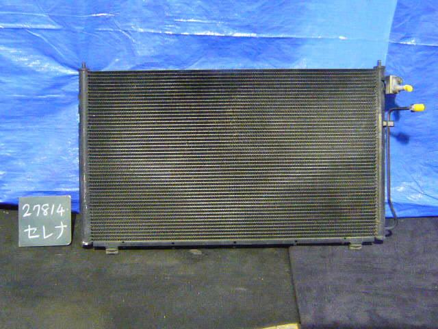 Радиатор кондиционера NISSAN SERENA PNC24 SR20DE. Фото 4