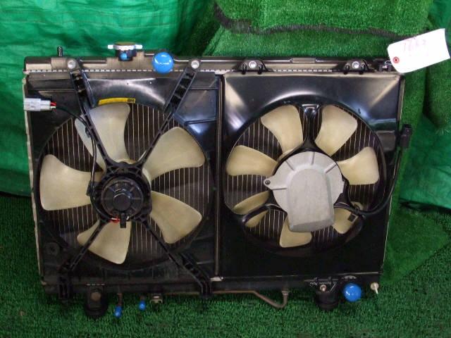 Радиатор ДВС TOYOTA NADIA SXN10 3S-FE. Фото 5