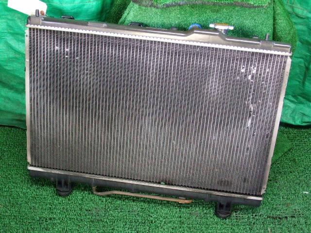 Радиатор ДВС TOYOTA NADIA SXN10 3S-FE. Фото 4