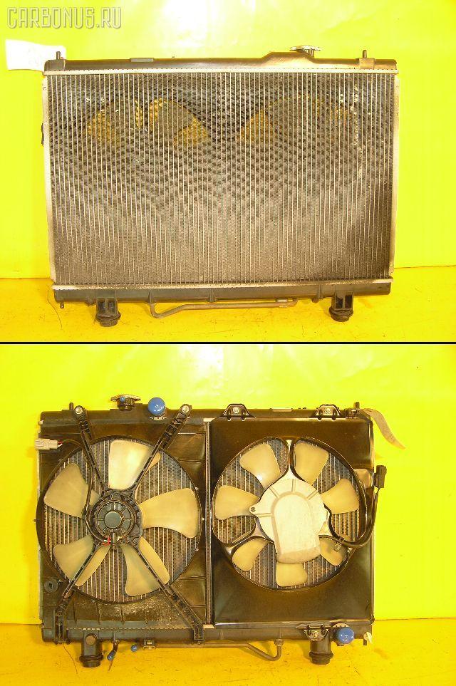 Радиатор ДВС TOYOTA NADIA SXN10 3S-FE. Фото 2