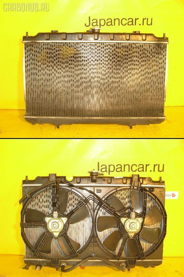 Радиатор ДВС NISSAN SUNNY QB15 QG18DD. Фото 1