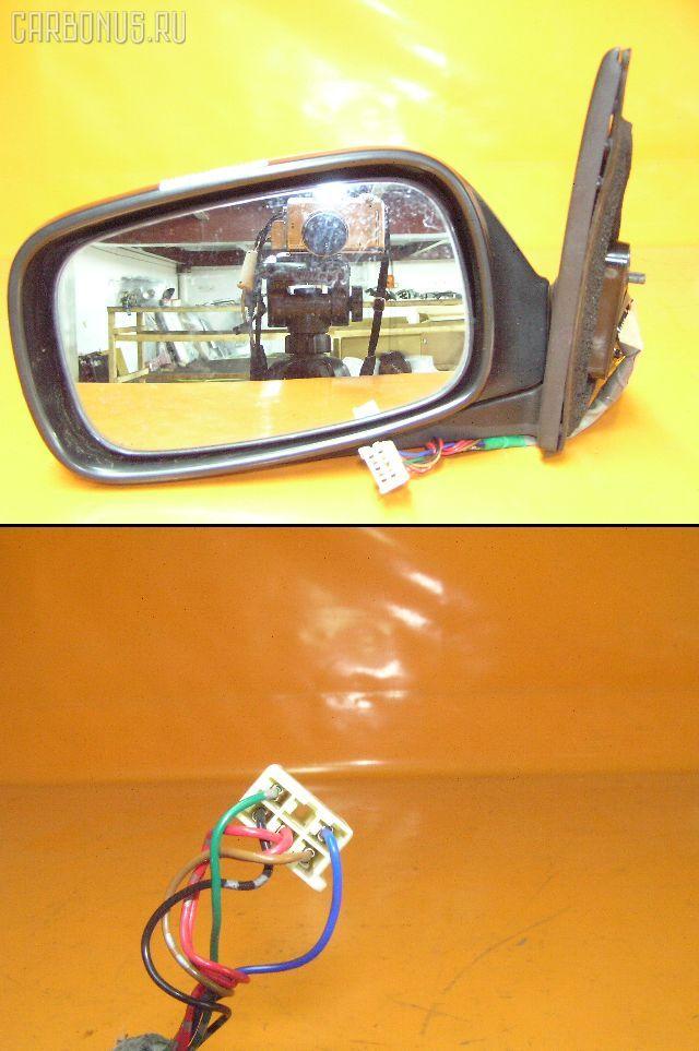 Зеркало двери боковой TOYOTA CORONA PREMIO AT211. Фото 4
