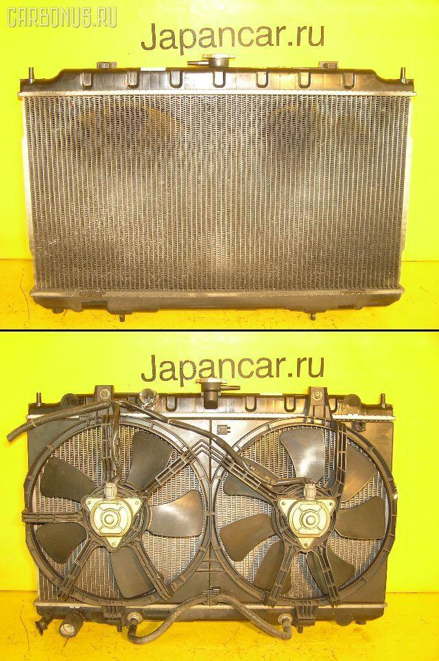 Радиатор ДВС NISSAN SUNNY FB15 QG15DE. Фото 1