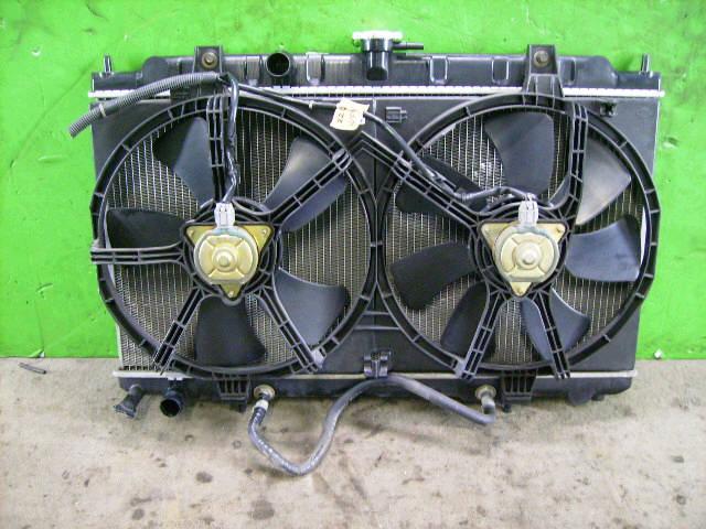 Радиатор ДВС NISSAN WINGROAD WFY11 QG15DE. Фото 6