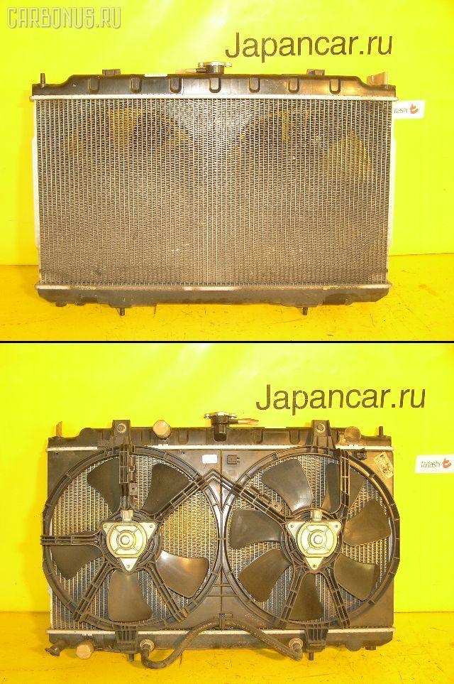 Радиатор ДВС NISSAN WINGROAD WFY11 QG15DE. Фото 4