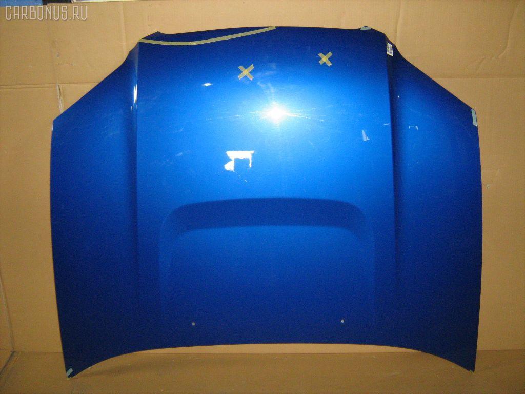 Капот SUBARU IMPREZA WAGON GG3. Фото 10
