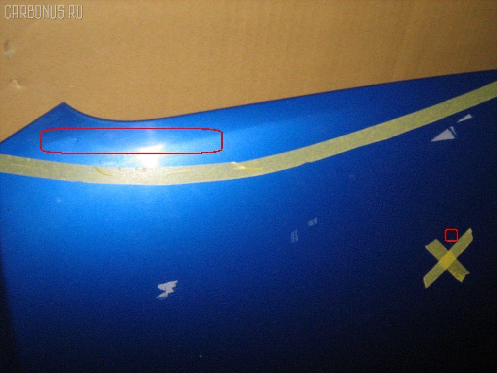 Капот SUBARU IMPREZA WAGON GG3. Фото 11