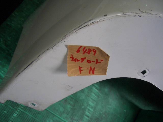 Бампер NISSAN WINGROAD Y12. Фото 1