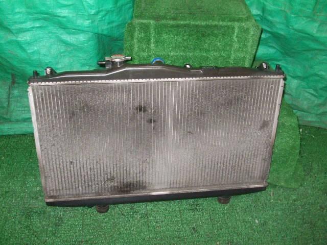 Радиатор ДВС HONDA ACCORD WAGON CF6 F23A. Фото 4