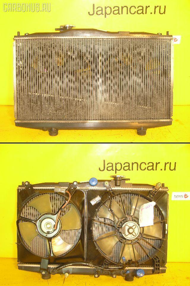 Радиатор ДВС HONDA ACCORD WAGON CF6 F23A. Фото 1