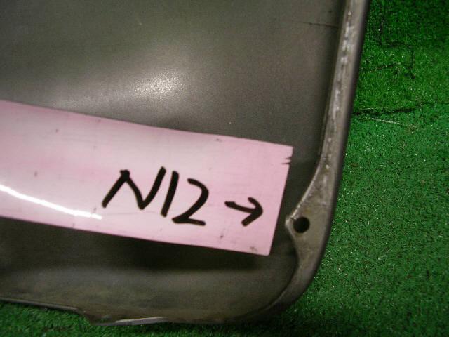Бампер TOYOTA VITZ NCP13. Фото 2