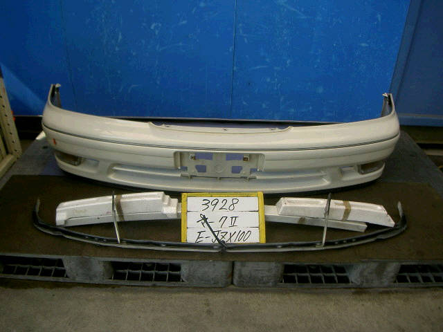 Бампер TOYOTA MARK II JZX100. Фото 3